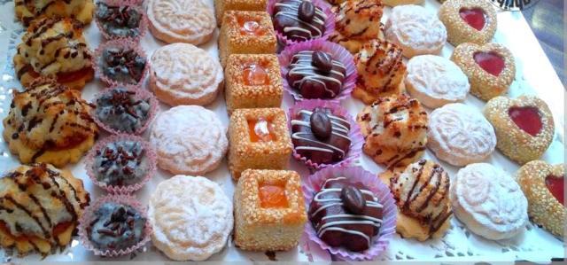 حلويات العيد 2016