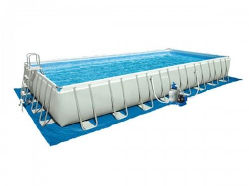 tapis de sol pour piscine hors sol