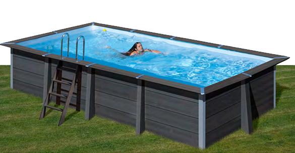 piscine composite avant garde rectangulaire gre piscine seule