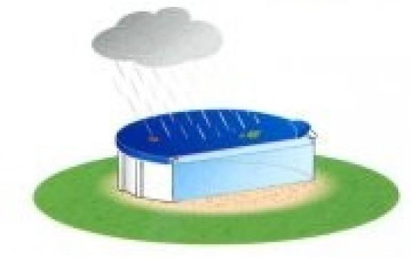 bache hiver piscine hors sol ovale 7 3 x 3 7m 200gr