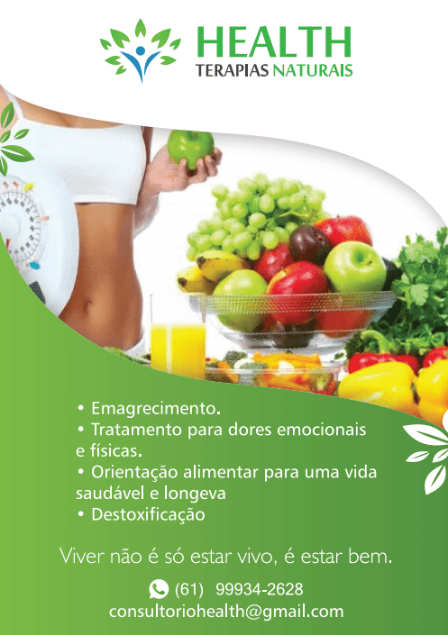 HEALTH TERAPIAS NATURAIS