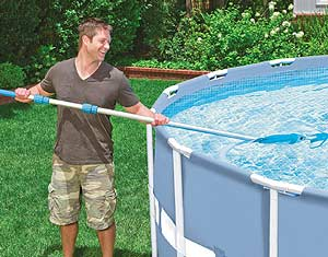 avis piscine tubulaire intex