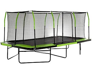 trampoline rond ou rectangulaire pour