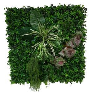Jardin vertical artificial hortaleza