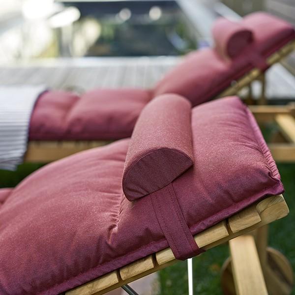 coussin de tete pour bain de soleil et chaise longue barcode