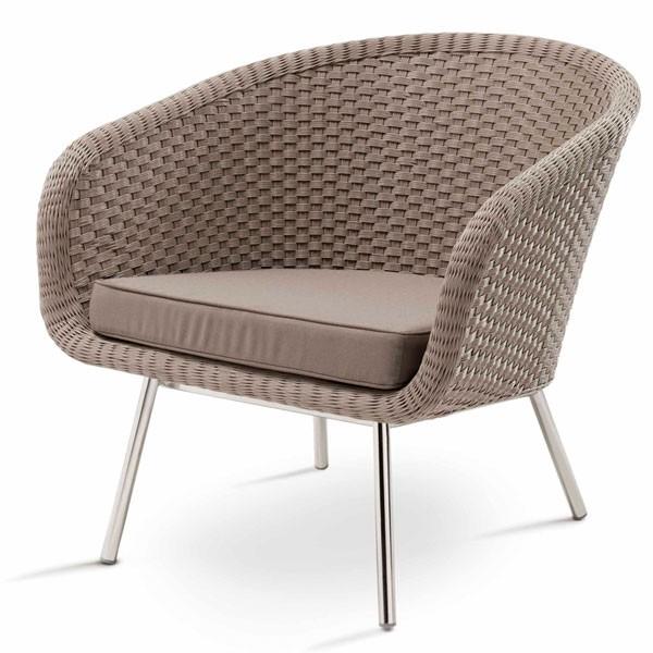 coussin pour fauteuil shell