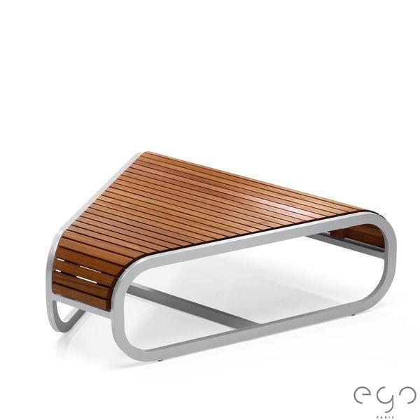 angle tandem coffee table