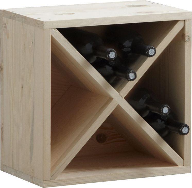 casier de rangement 16 bouteilles en