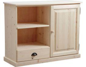 meubles en bois brut prets a peindre