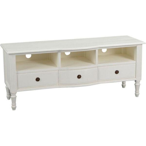 meuble tv 3 tiroirs agathe