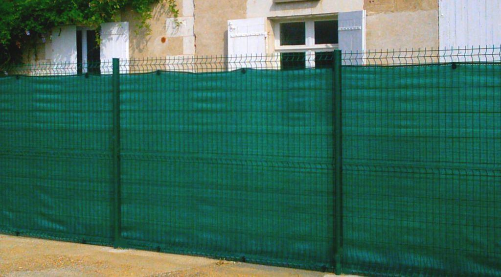 brise vue 1 20 x 50 metres pour jardins et terrasses