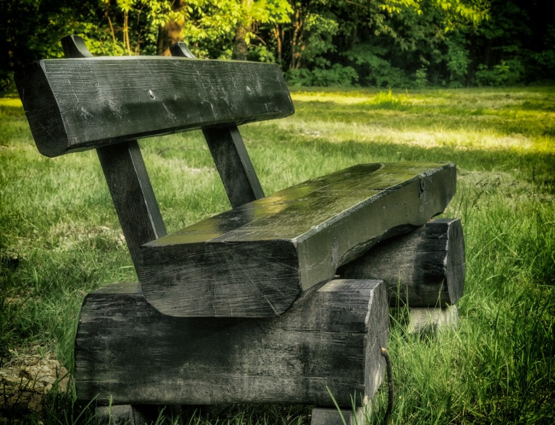 Make a nice wooden bench