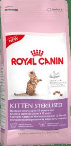 kitten sterilised royal canin à vaison la romaine  jardinerie du théos
