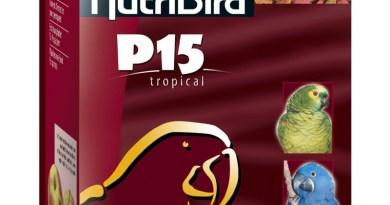 Nutribird Extrudés P15 Tropical Perroquets – 1 kg