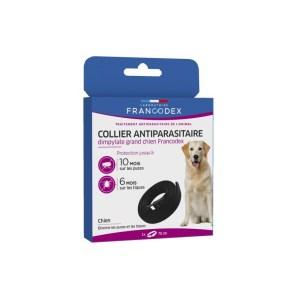 collier dimpylate pour chien