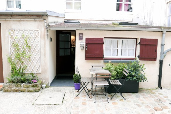 logement chantilly