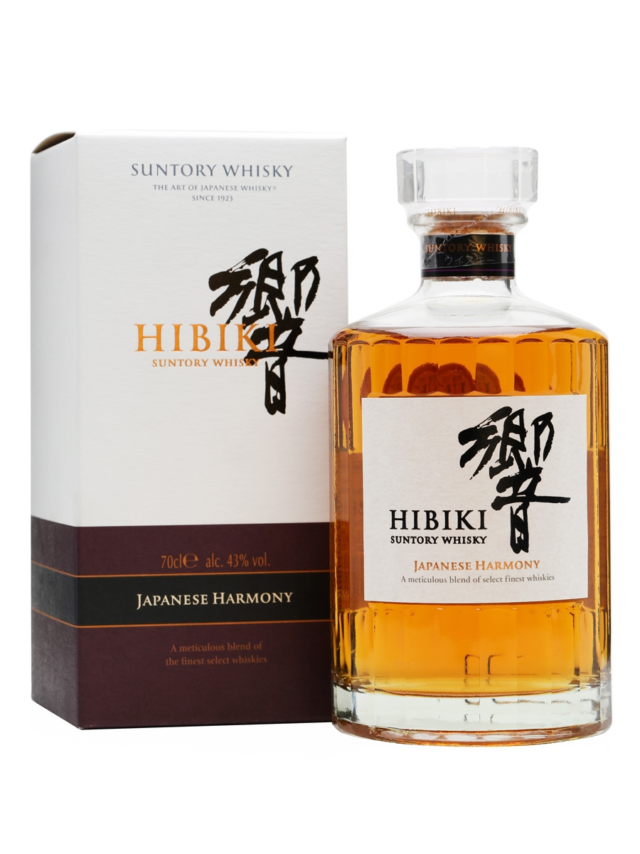 hibiki harmony whisky japonais