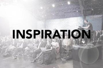 Speaking Engagement - Inspiration