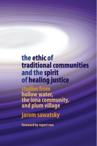 the ethic of traditional communities - book cover