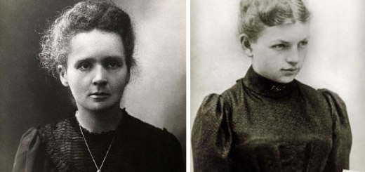 Marie Curie and Clara Immerwahr. Two extremely talented women with vastly different stories.