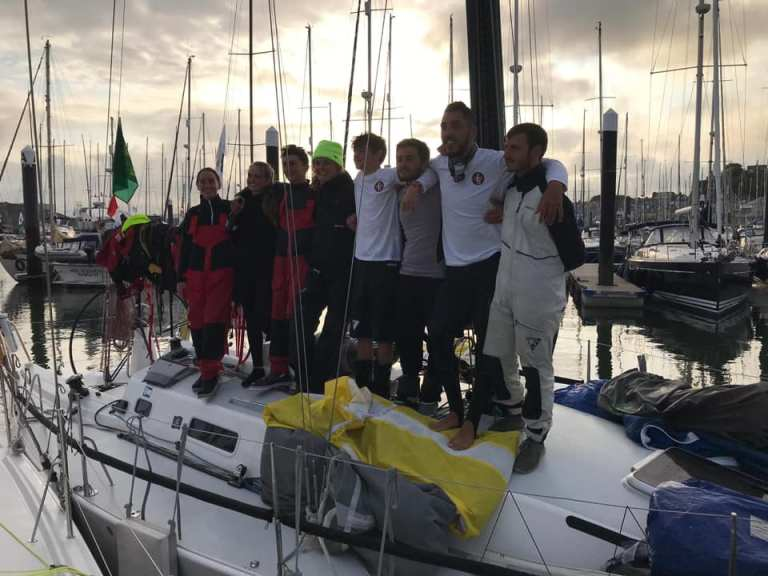 Rolex FastNet Race – Completed!