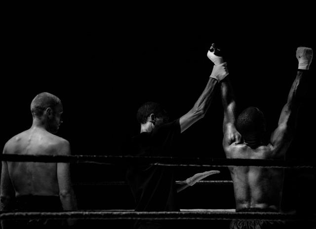 ボクシング勝者