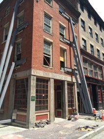 Broad Street, Boston MA
