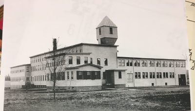 Former Corset Factory In West Brookfield, MA
