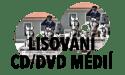 Duplikace a lisování CD - DVD médií -  www.JaroslavSmekal.cz