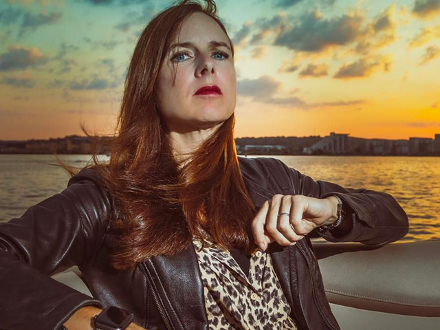 Nell Darby presents Murder by the Sea