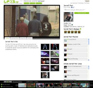 LP33.TV Member Profile