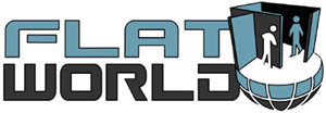 FlatWorld Logo