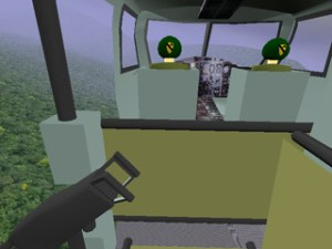 Virtual Vietnam PTSD Therapy Hills Flyover