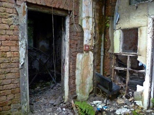 abandoned asylums, hospital, ruins, Whittingham Hospital