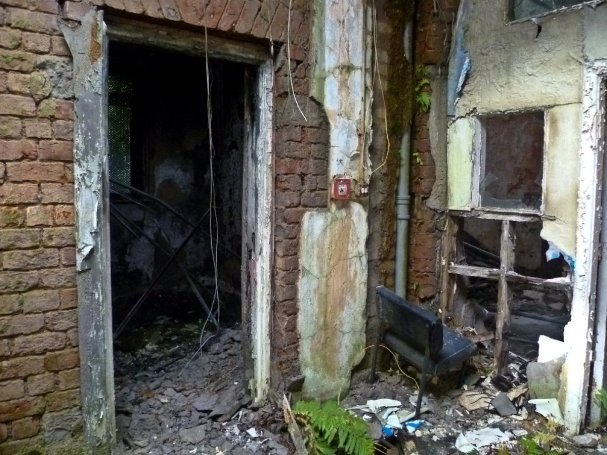 abandoned asylums, hospital, ruins, Whittingham Hospital
