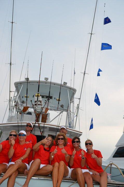 54' Action Gallery - Jarrett Bay Boatworks