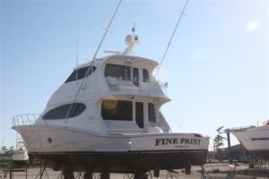 Fall Service And Repair Projects Jarrett Bay Boatworks