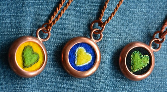 Designa ditt egna smycke!
