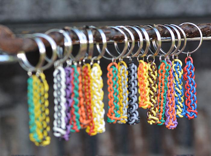 Nyckelringar