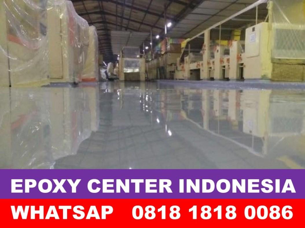 cat epoxy lantai food grade