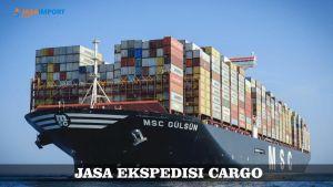 Perusahaan Jasa Ekspedisi Cargo Resmi Profesional dan Berpengalaman