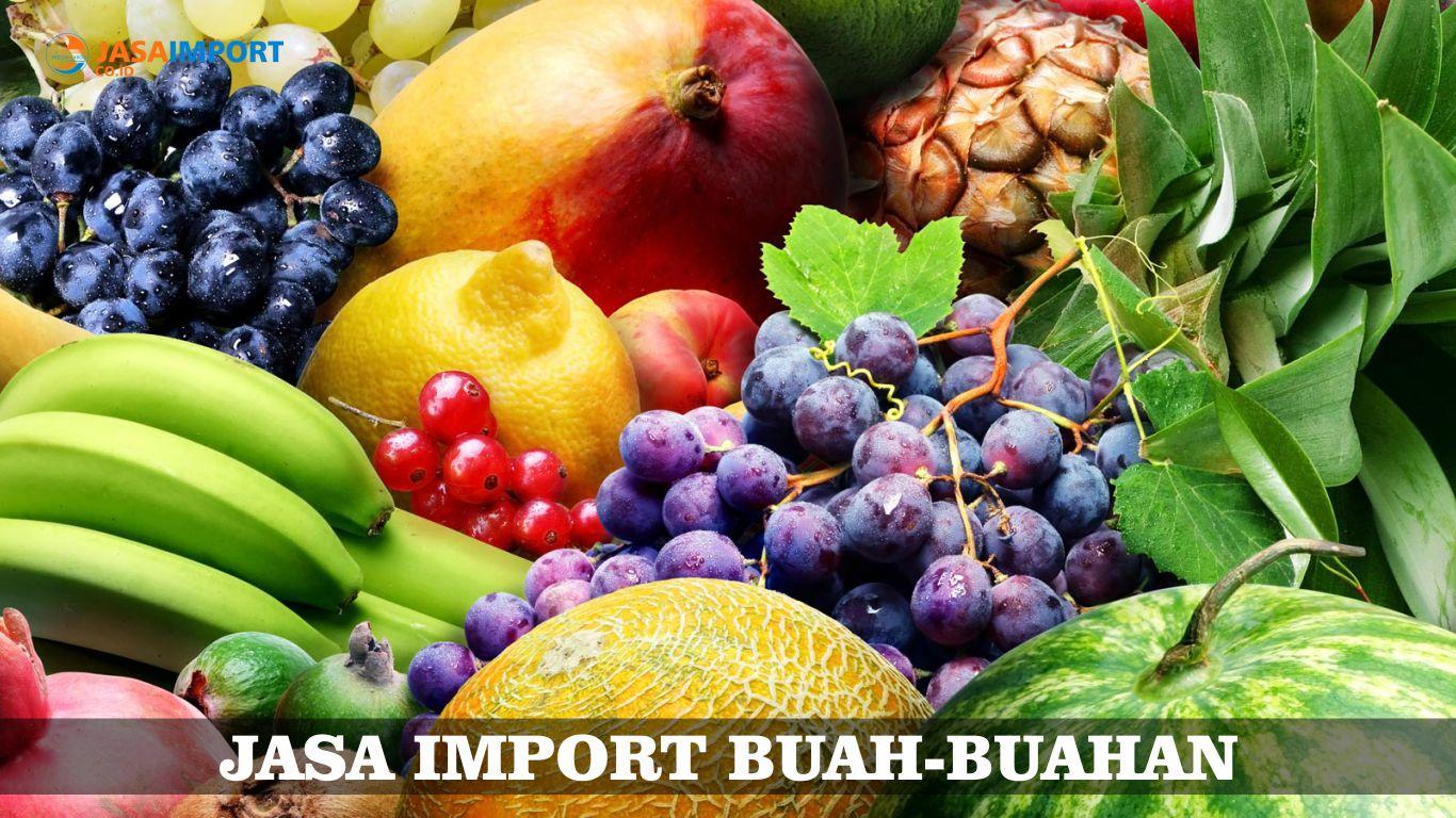Layanan Pengiriman Barang Import Buah-Buahan Cepat Pressa Cargo