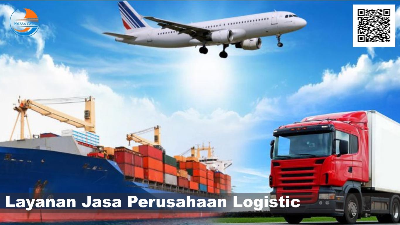 Pengertian Perusahaan Logistic