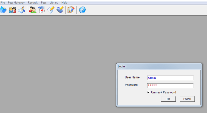sourcecode aplikasi perpustakaan