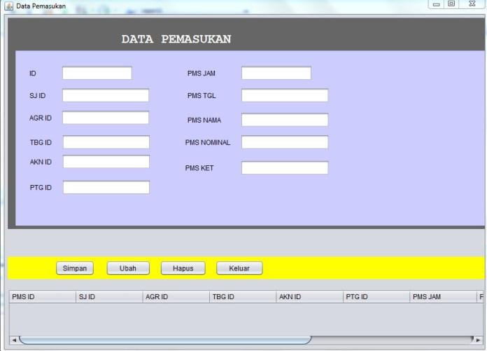 aplikasi finance