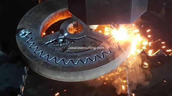 Harga Jasa Laser Cutting Metal