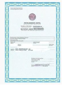jasa membuat paspor anak dari nikah siri