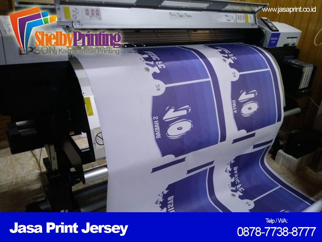 Jasa Print Jersey Murah di Jakarta