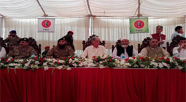 Anyone put evil eye on Pakistan will be crushed: Sirajul Haq