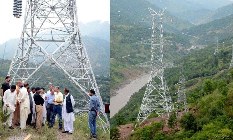 80 per cent work completed on 500 KV Neelum Jhelum